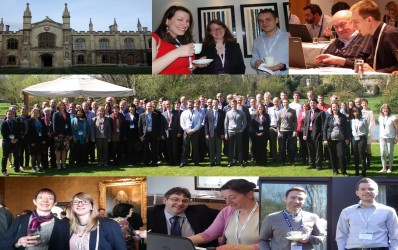 A record-breaking number of attendees enjoyed the opportunity to experience Cambridge and share insights with one another at this year's conference.