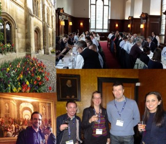 Evening social events at Cambridge University's historic colleges